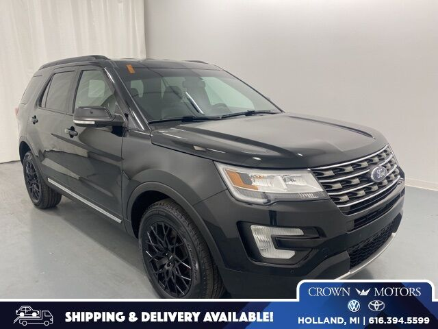 2016 Ford Explorer XLT Holland MI