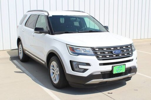 2016_Ford_Explorer_XLT_ Longview TX