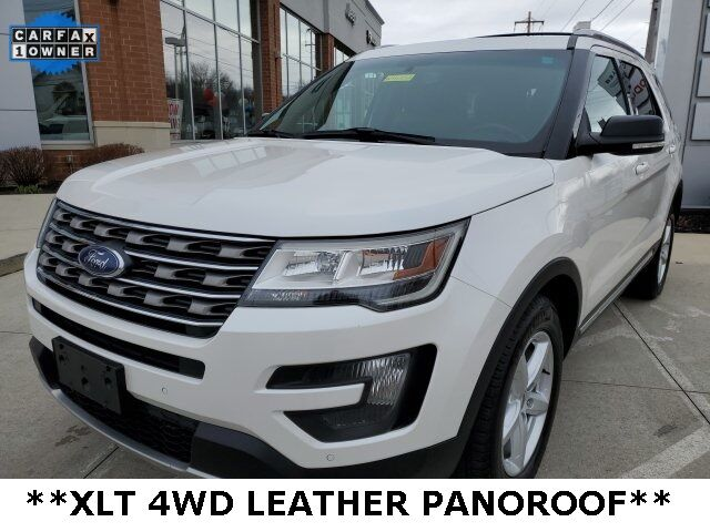 2016 Ford Explorer XLT Mayfield Village OH