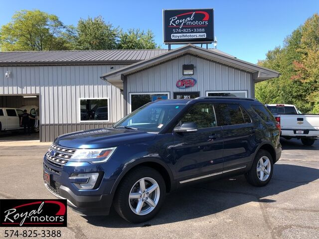 2016 Ford Explorer XLT Middlebury IN