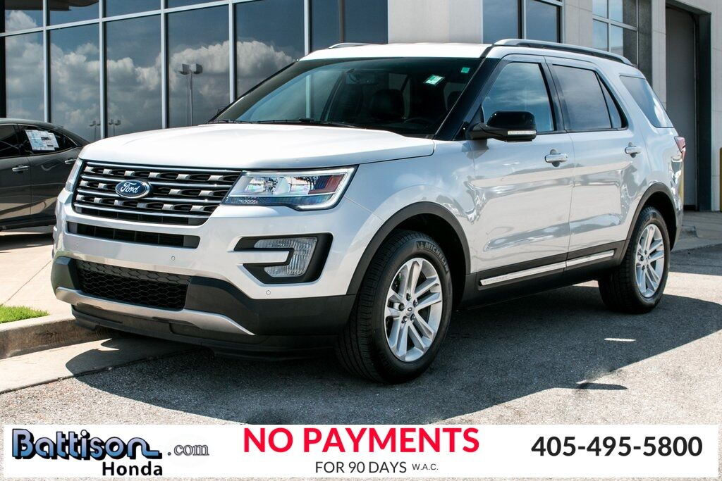 2016_Ford_Explorer_XLT_ Oklahoma City OK