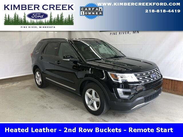 2016 Ford Explorer XLT Pine River MN