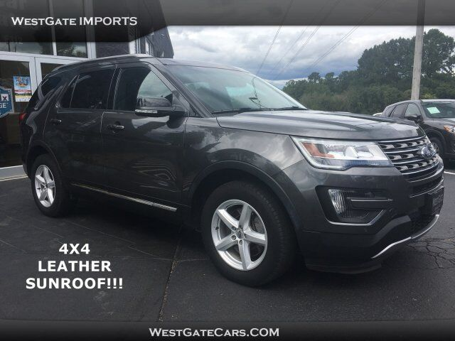 2016 Ford Explorer XLT Raleigh NC