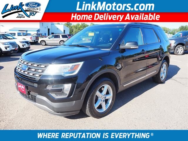 2016 Ford Explorer XLT Rice Lake WI