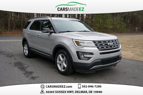 2016_Ford_Explorer_XLT_ Salisbury MD