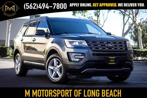 2016 Ford Explorer XLT Sport Utility 4D Long Beach CA