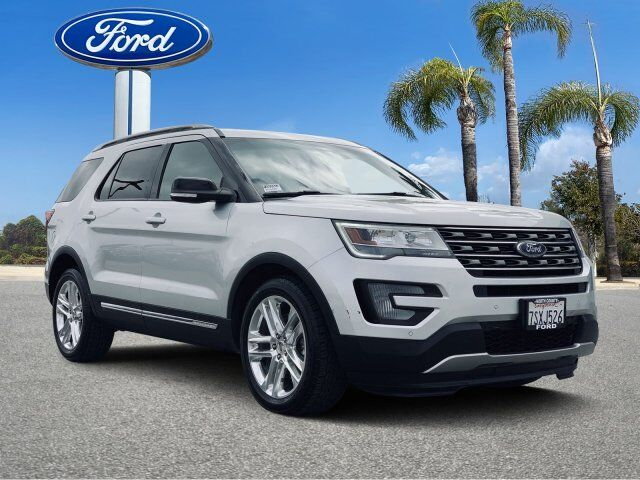 2016_Ford_Explorer_XLT_ Vista CA