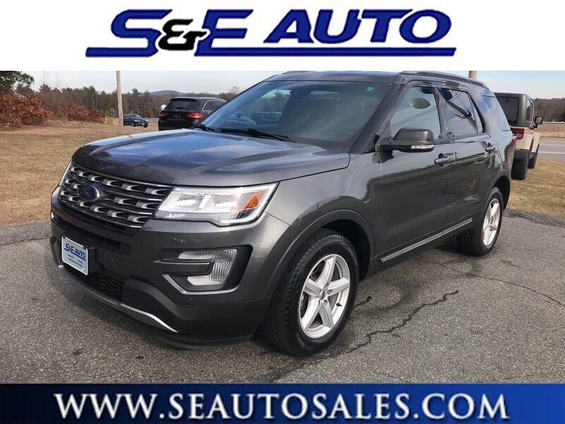 2016 Ford Explorer XLT Weymouth MA