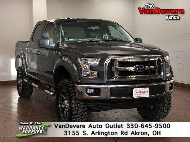2016 Ford F-150  Akron OH