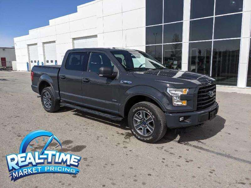 2016_Ford_F-150__ High River AB