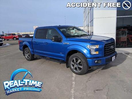 2016 Ford F-150  High River AB