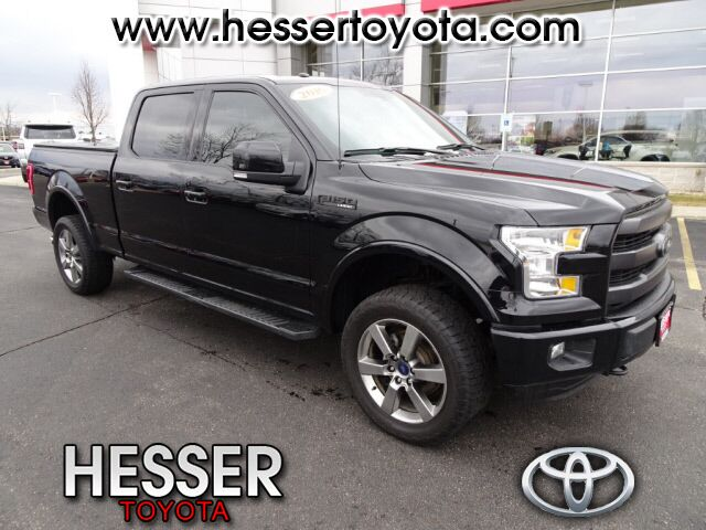 2016 Ford F-150  Janesville WI