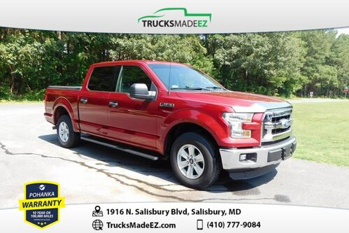 2016_Ford_F-150__ Salisbury MD