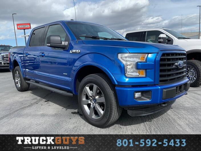 2016 Ford F-150  West Valley City UT