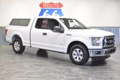 2016_Ford_F-150_1 OWNER! EXTENDED CAB (4 DOOR) CUSTOM ARE PAINTED TO MATCH CAMPER! LIKE NEW!!!_ Norman OK
