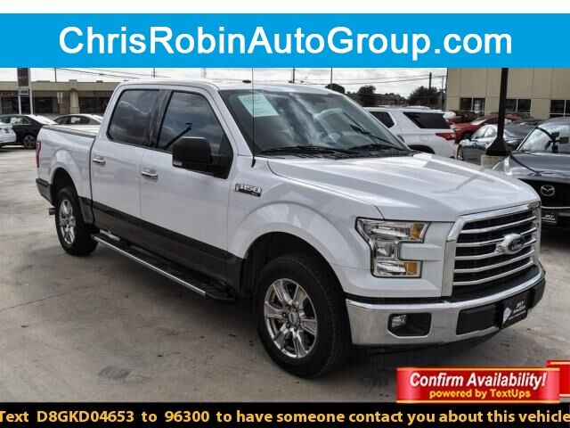 2016 Ford F-150 2WD SUPERCREW 145 XLT Odessa TX