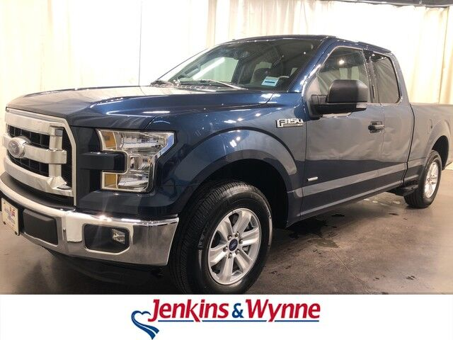 2016 Ford F-150 2WD SuperCab 145