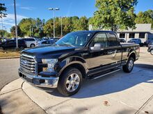 2016_Ford_F-150_2WD SuperCab 145 XLT_ Raleigh NC