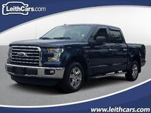 2016_Ford_F-150_2WD SuperCrew 145 XLT_ Raleigh NC