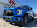 2016 Ford F-150 4WD SUPERCREW 145 XL