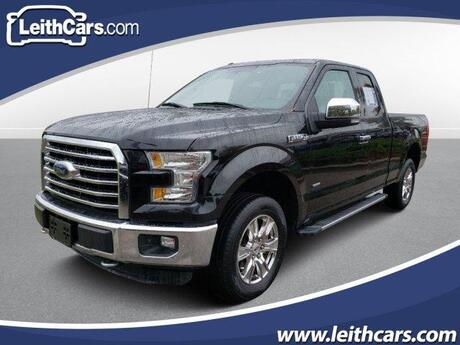 2016 Ford F-150 4WD SuperCab 145 XLT Cary NC