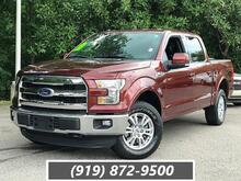 2016_Ford_F-150_4WD SuperCrew 145 Lariat_ Cary NC