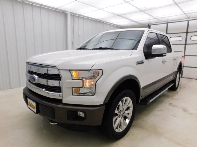 2016 Ford F-150 4WD SuperCrew 145 Lariat Manhattan KS