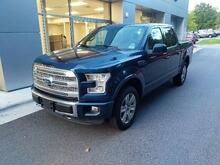 2016_Ford_F-150_4WD SuperCrew 145 Platinum_ Cary NC