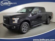 2016_Ford_F-150_4WD SuperCrew 145 XLT_ Cary NC