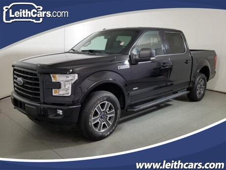 2016 Ford F-150 4WD SuperCrew 145 XLT Cary NC