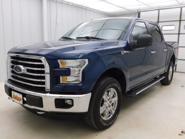 2016 Ford F-150 4WD SuperCrew 145 XLT Manhattan KS