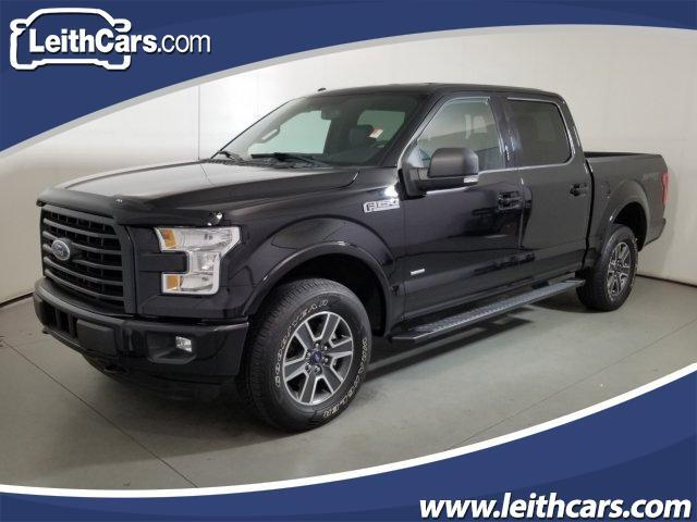 2016 Ford F-150 4WD SuperCrew 145 XLT Raleigh NC