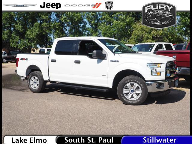 2016 Ford F-150 4WD SuperCrew 145 XLT St. Paul MN