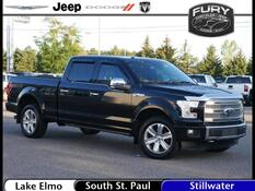 2016 Ford F-150 4WD SuperCrew 157 Platinum