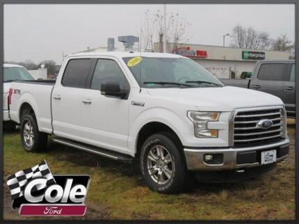 2016_Ford_F-150_4WD SuperCrew 157 XLT_ Southwest MI