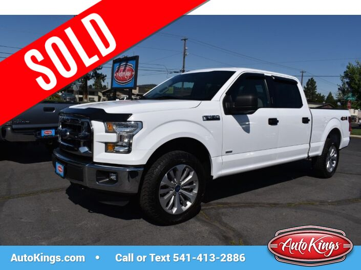 2016 Ford F-150 4WD XLT SuperCrew Bend OR