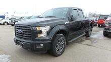 2016_Ford_F-150_4X4 SUPER CAB XLT_ Sault Sainte Marie ON