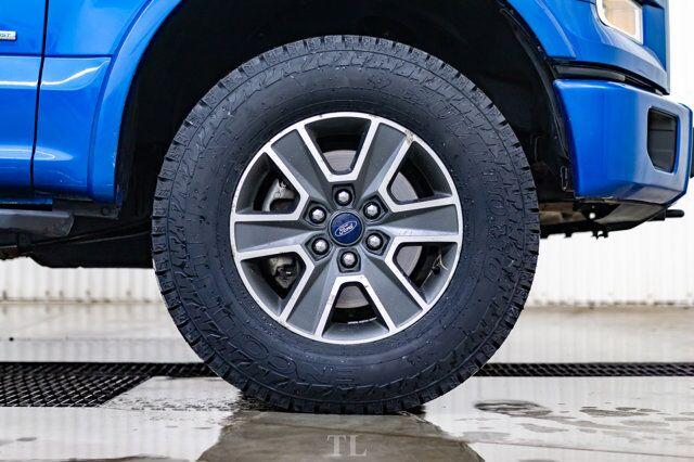 2016 Ford F-150 4x4 Super Crew XLT FX4 Longbox Nav BCam Red Deer AB