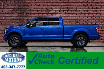 2016_Ford_F-150_4x4 Super Crew XLT FX4 Longbox Nav BCam_ Red Deer AB