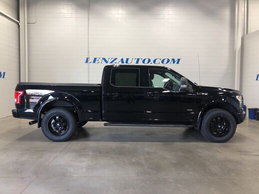 2016_Ford_F-150_4x4 SuperCrew XLT_ Fond du Lac WI