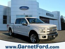 2016_Ford_F-150_C/C Platinum 4x4_ West Chester PA