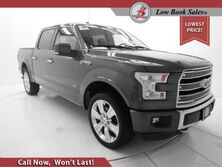 Ford F-150 CREW CAB 4X4 LIMITED 3.5 ECOBOOST 2016