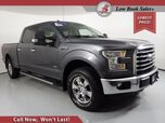 2016 Ford F-150 CREW CAB 4X4 XLT 3.5 ECOBOOST 6 1/2 FT BED