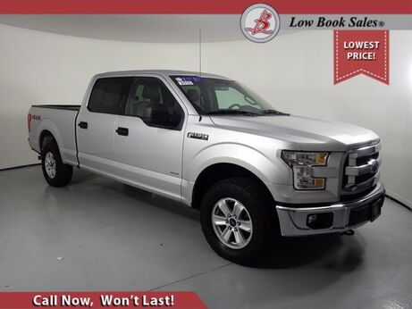 2016_Ford_F-150_CREW CAB 4X4 XLT 3.5 ECOBOOST_ Salt Lake City UT