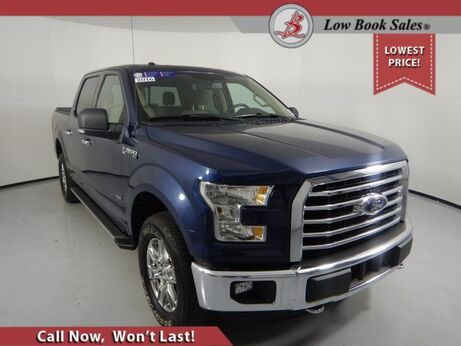 2016_Ford_F-150_CREW CAB 4X4 XLT 3.5 ECOBOOST_ Salt Lake City UT