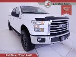 2016 Ford F-150 CREW CAB 4X4 XLT 6 1/2 FT BED