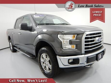 2016 Ford F-150 CREW CAB 4X4 XLT Salt Lake City UT