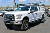 2016 Ford F-150 Extended Cab XLT