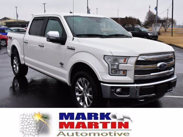 2016 Ford F-150 King Ranch Batesville AR