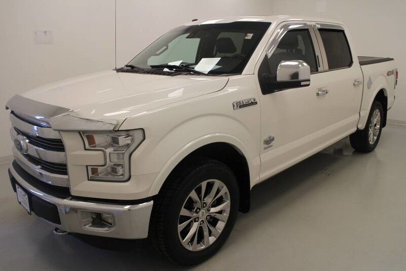 2016 Ford F-150 King Ranch CREW CAB 4WD Bonner Springs KS